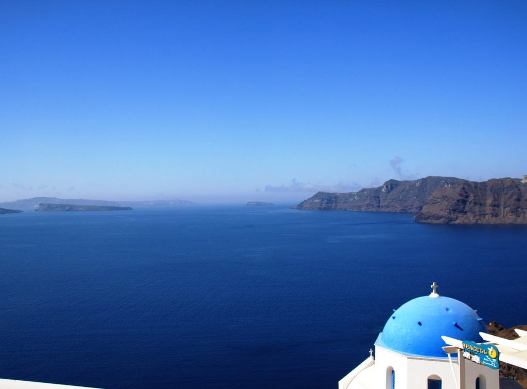 HALF-DAY LAND TOUR IN SANTORINI