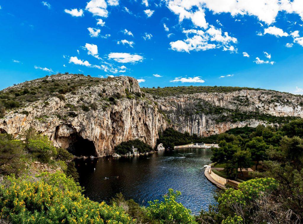 CAPE SOUNIO-LAKE OF VOULIAGMENI-ATHENS RIVIERA