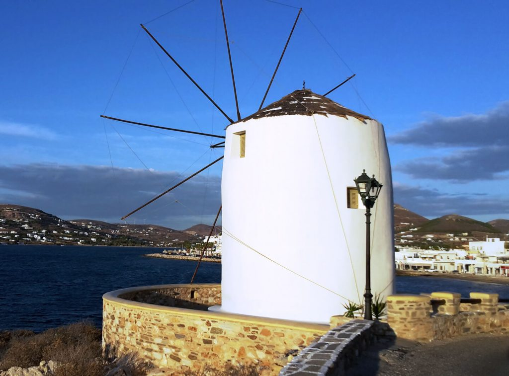 SAILING & CYCLING THE CYCLADES ISLANDS TOUR (PRIVATE TOUR)