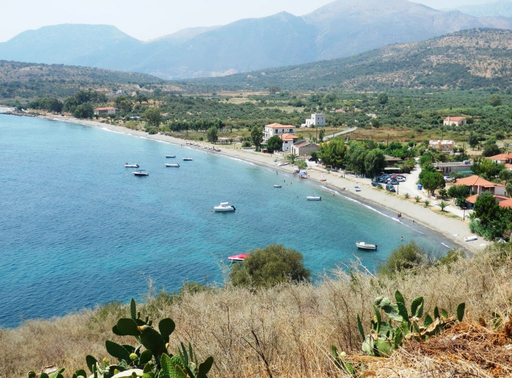 CULTURAL TOUR OF PELOPONNESE
