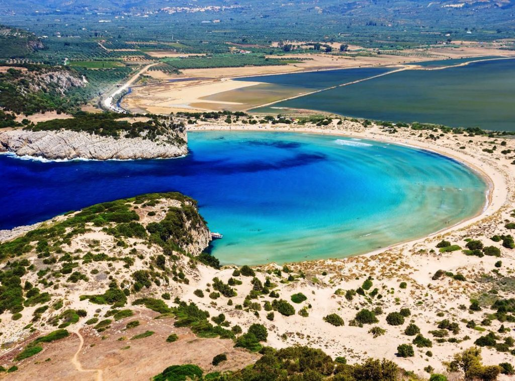 BEACH TOUR OF PELOPONNESE